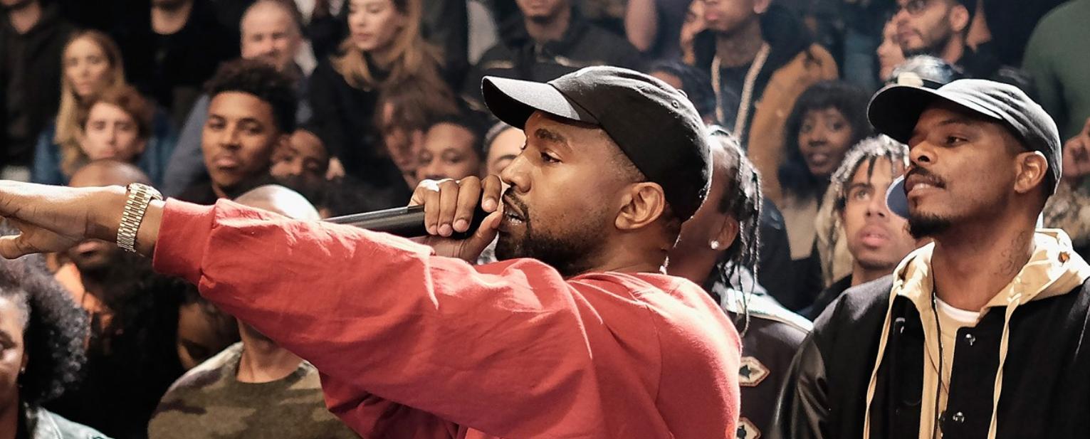 Kanye Dad hat