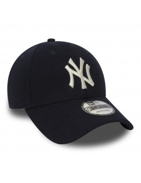 New Era 9Forty (940) Winter Utility Melton NY Yankees - Navy