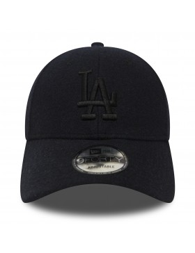 New Era 9Forty (940) Winter Utility Melton LA Dodgers - Black