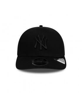 New Era 9Fifty Stretch Snap (950) NY Yankees - Black on Black