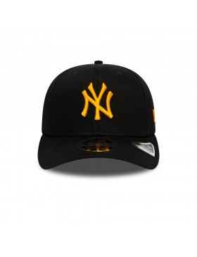 New Era 9Fifty Stretch Snap (950) NY Yankees - Black Yellow