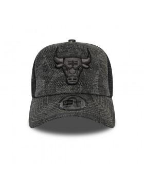 New Era League Essential AF Trucker cap Chicago Bulls - Gray