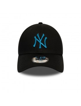 New Era 9Forty League Essential (940) NY Yankees - Black Blue