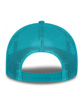 New Era Tonal Mesh Trucker cap NY Yankees - Teal