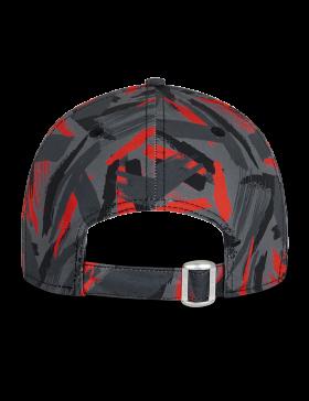 New Era 9Forty Curved cap (940) AOP Ducati - Black