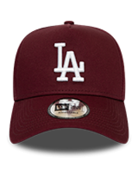 New Era League Essential AFrame LA Dodgers - Maroon