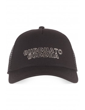 Buddha to Buddha pet Evan black - silver
