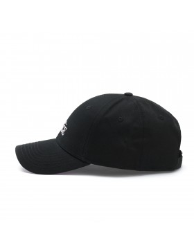 Cayler & Sons Bon Voyage - Curved dad cap - black