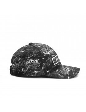 Cayler & Sons Infinity - Curved dad cap - black white