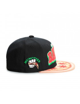 Cayler & Sons Sorry I´m Baked snapback cap