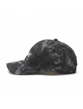 Cayler & Sons Spend it - Curved dad cap - black