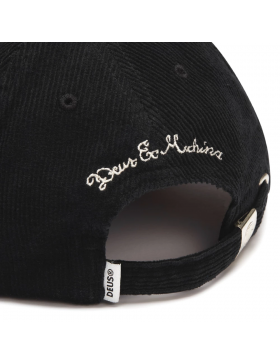 DEUS Cherry Cap - black