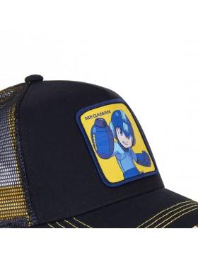 Capslab - Megaman Trucker cap - Black