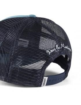 DEUS Moretown Trucker cap - Dark Blue
