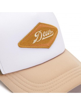 DEUS Pet Diamond Trucker - tan
