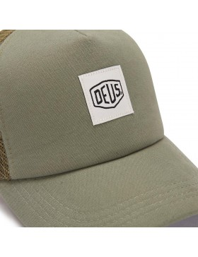 DEUS Pet Glover Trucker - olive