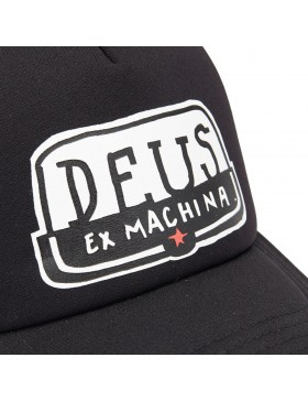 DEUS Pet Yeeha Trucker - black