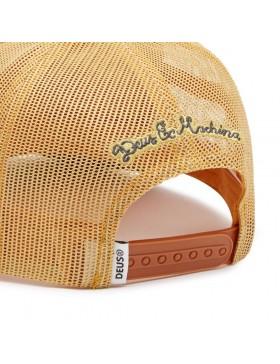 DEUS Moretown Trucker cap - Gold