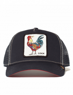 Goorin Bros. Gallo Trucker cap - Navy