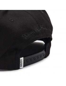 DEUS Heart Baseball cap - Black