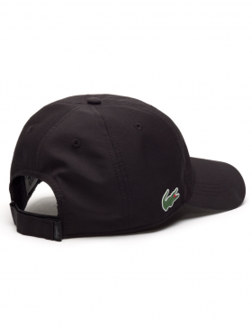Lacoste pet - Sport cap diamond - black