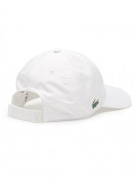 Lacoste pet - Sport cap diamond - blanc white