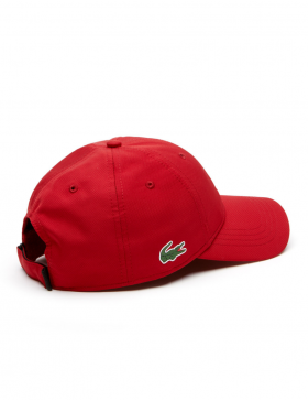 Lacoste pet - Sport cap diamond - red