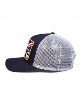 KING Apparel The Monarch cap - Ink