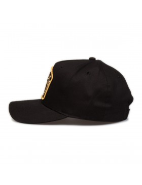 KING Apparel The Regal cap - Black