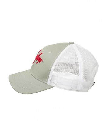 Milestone Relics Signature Trucker - Grey / White - SALE
