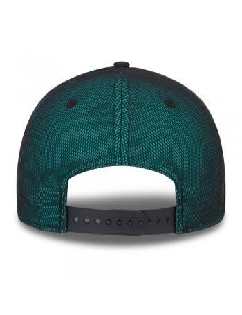 New Era 9Forty (940) Mesh Underlay LA Dodgers - Black-Green