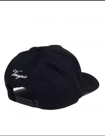 Veryus Clothing - Orthrus Suede Trucker Cap - Black
