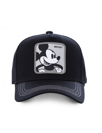 Capslab - Mickey Mouse Trucker cap - Black