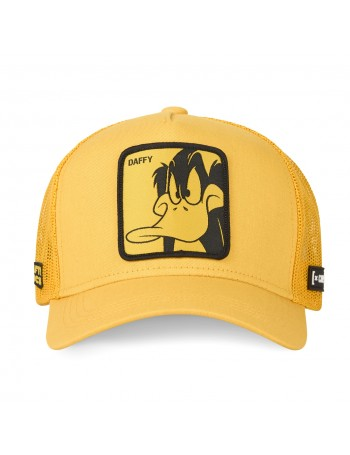 Capslab - Daffy Trucker cap - Yellow