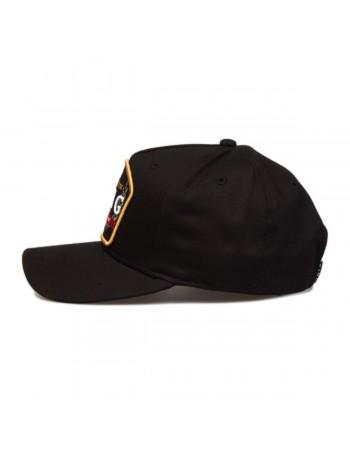 KING Apparel The Imperial cap - Black