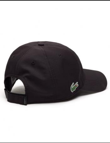Lacoste pet - Sport cap diamond - black