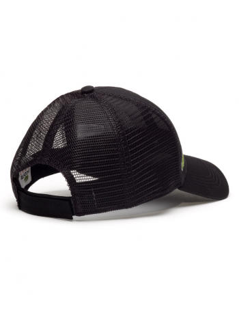 Lacoste pet - Trucker cap - black