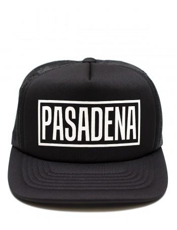 Nena & Pasadena trucker pet Block - zwart