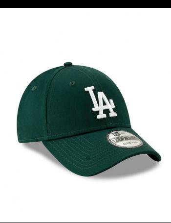 New Era 9Forty Curved cap (940) LA Los Angeles Dodgers - Green