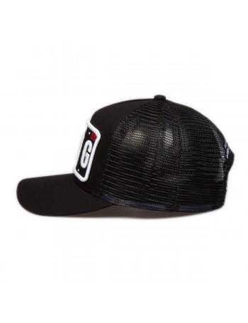 KING Apparel The Sovereign cap - Black