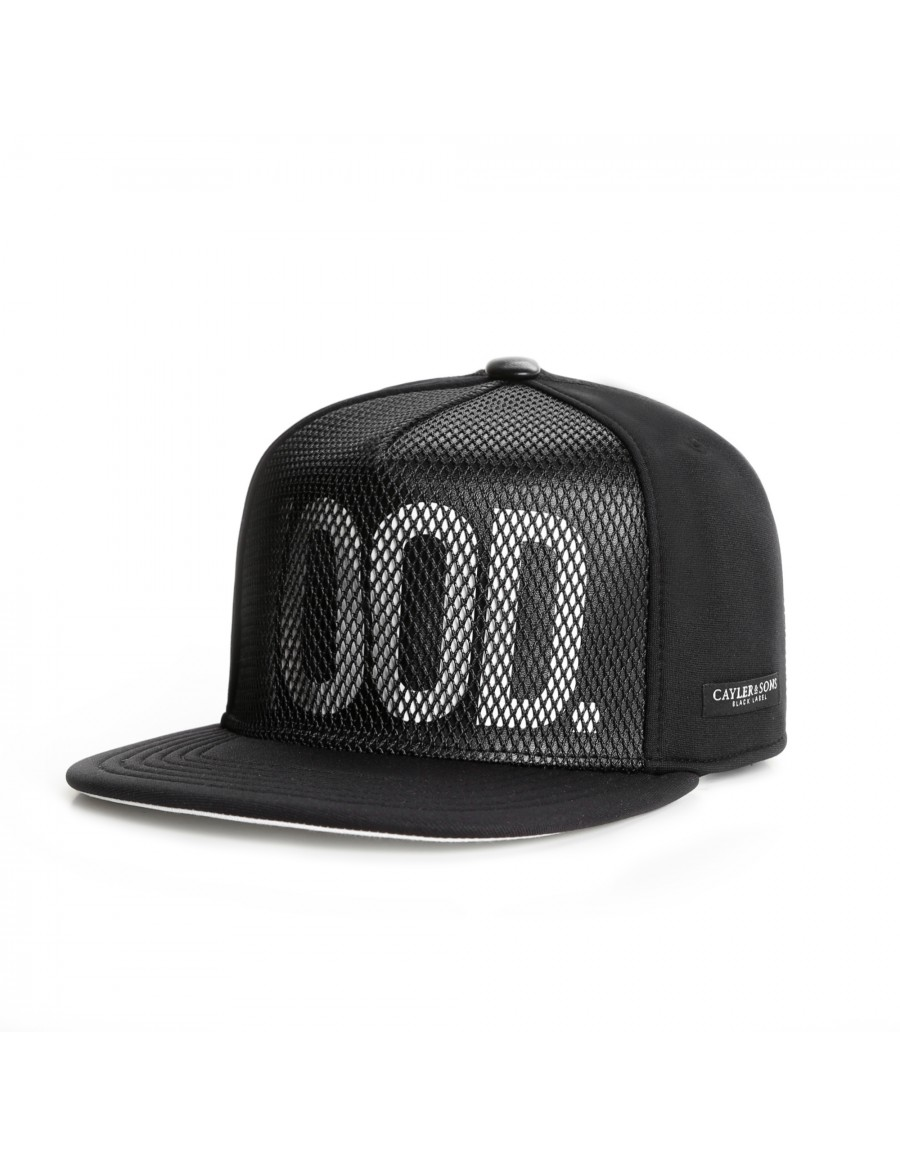 Cayler & Sons Black Label Hood Love Neoprene snapback - Sale
