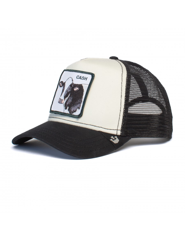 Goorin Bros. Cash Cow Trucker cap - Black