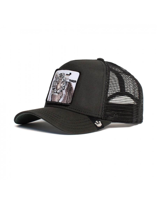 Goorin Bros. Silver Tiger Trucker cap - Black