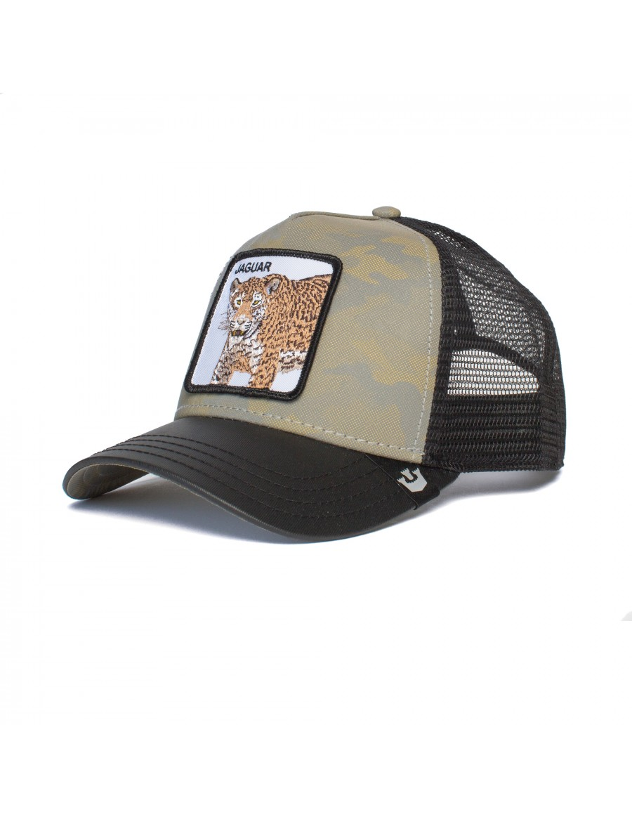 Goorin Bros. Pride Boss Trucker cap - Grey