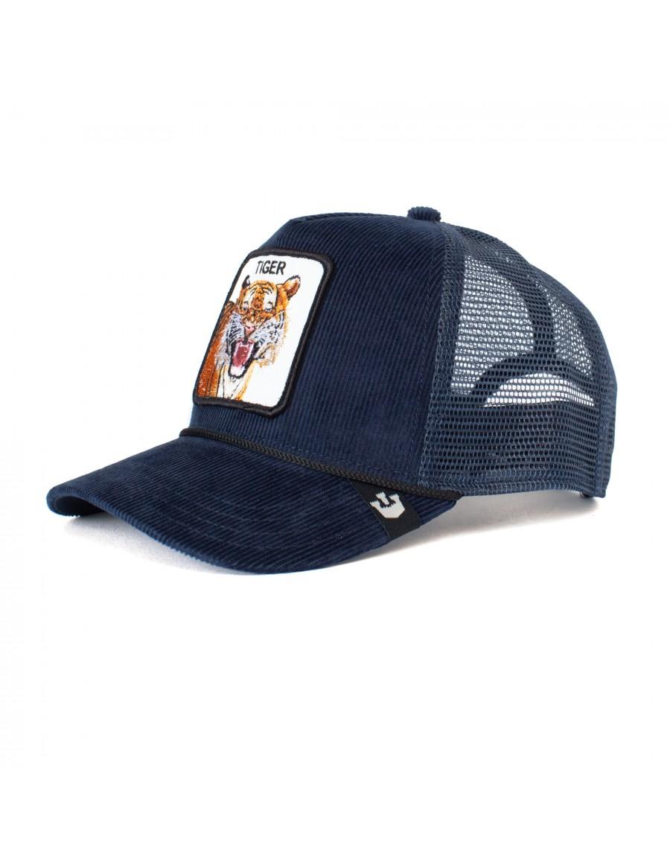 Goorin Bros. Tiger Rage Trucker cap - Blue