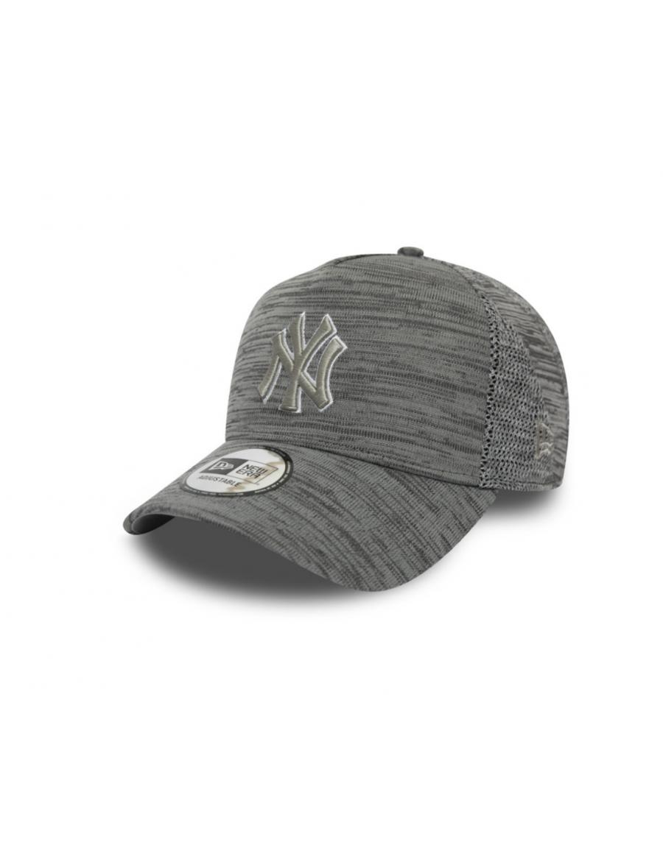 New Era Engineered Fit Trucker cap NY Yankees - Grey