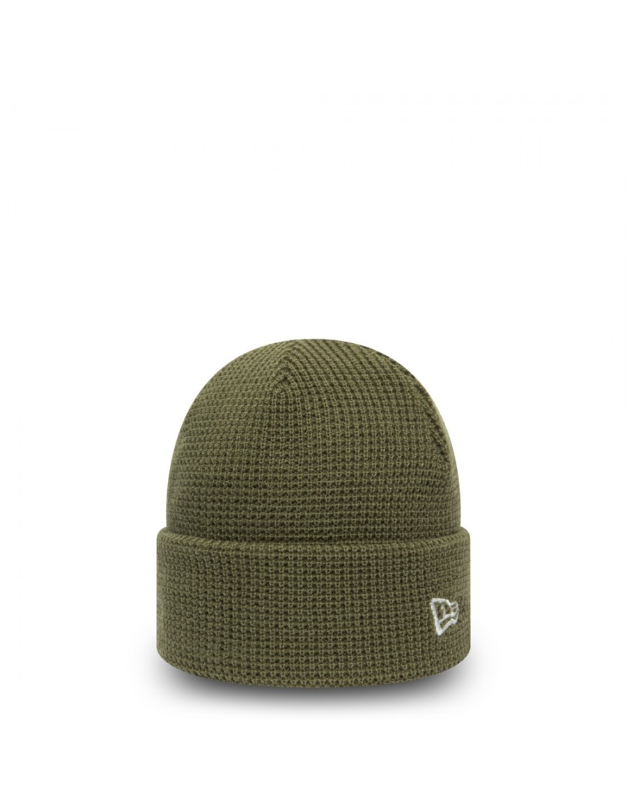 New Era Short Knit - Olive
