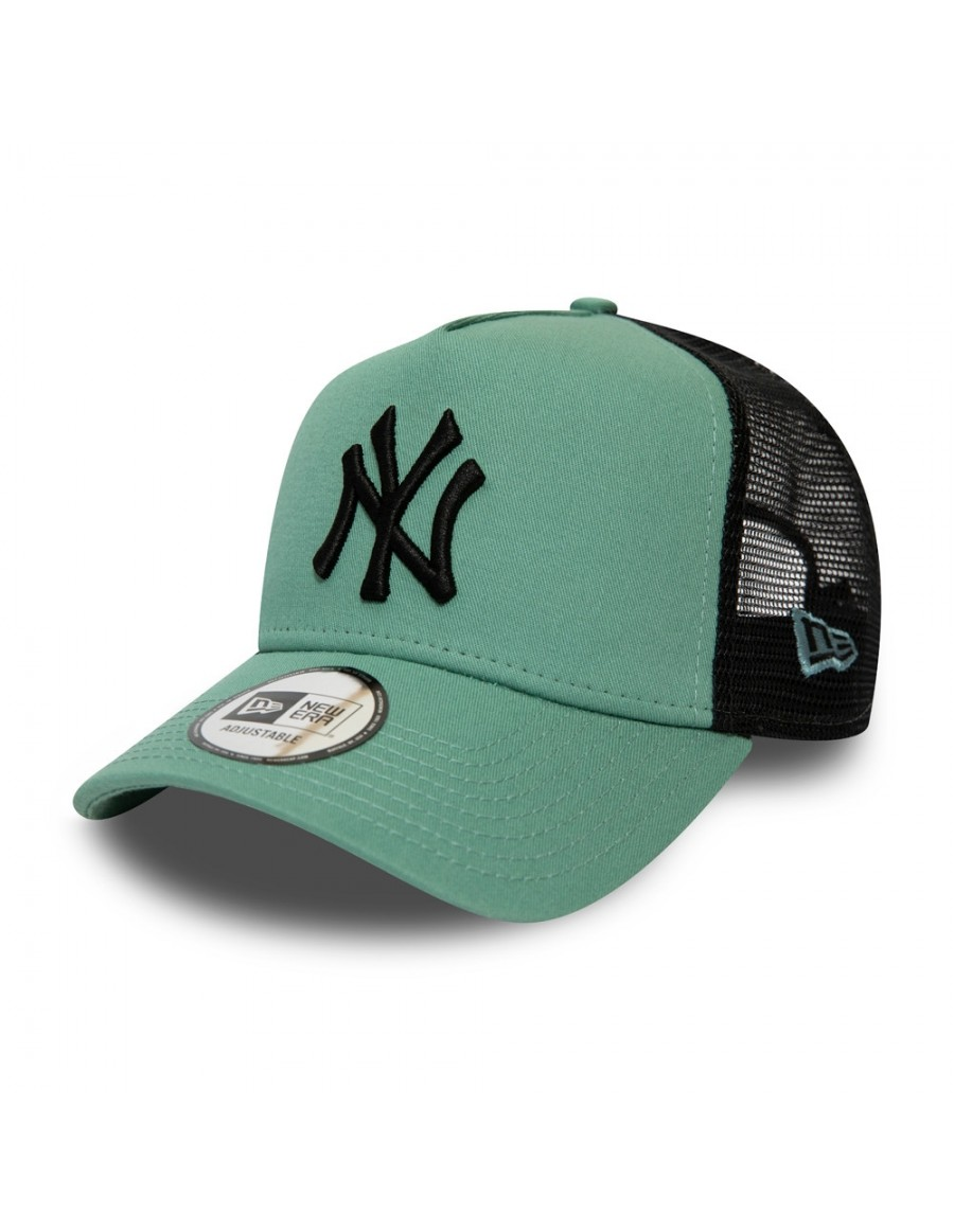 New Era League Essential AF Trucker cap NY Yankees - Teal