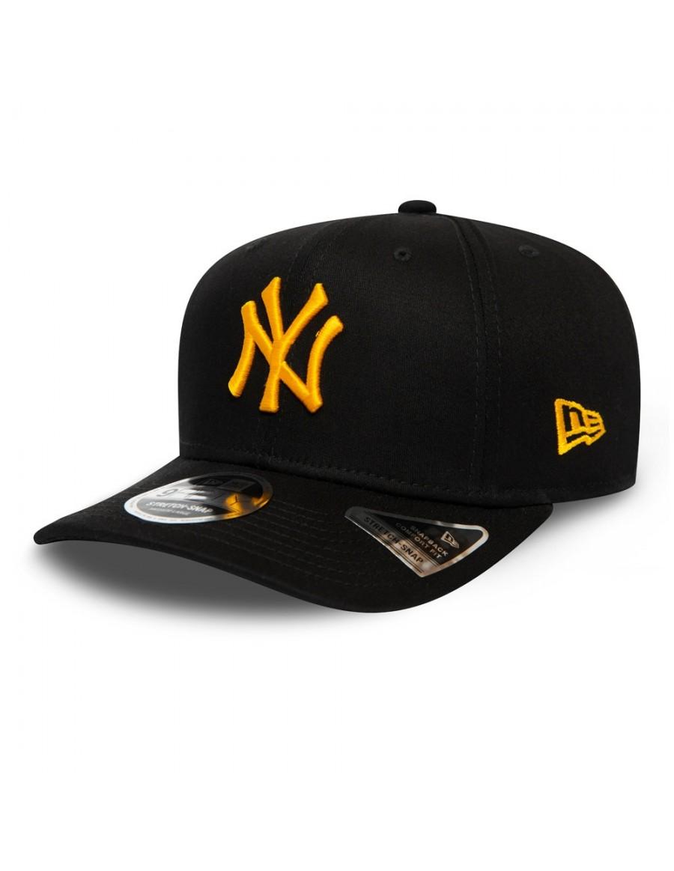 New Era 9Fifty Stretch Snap (950) NY Yankees - Black Yellow