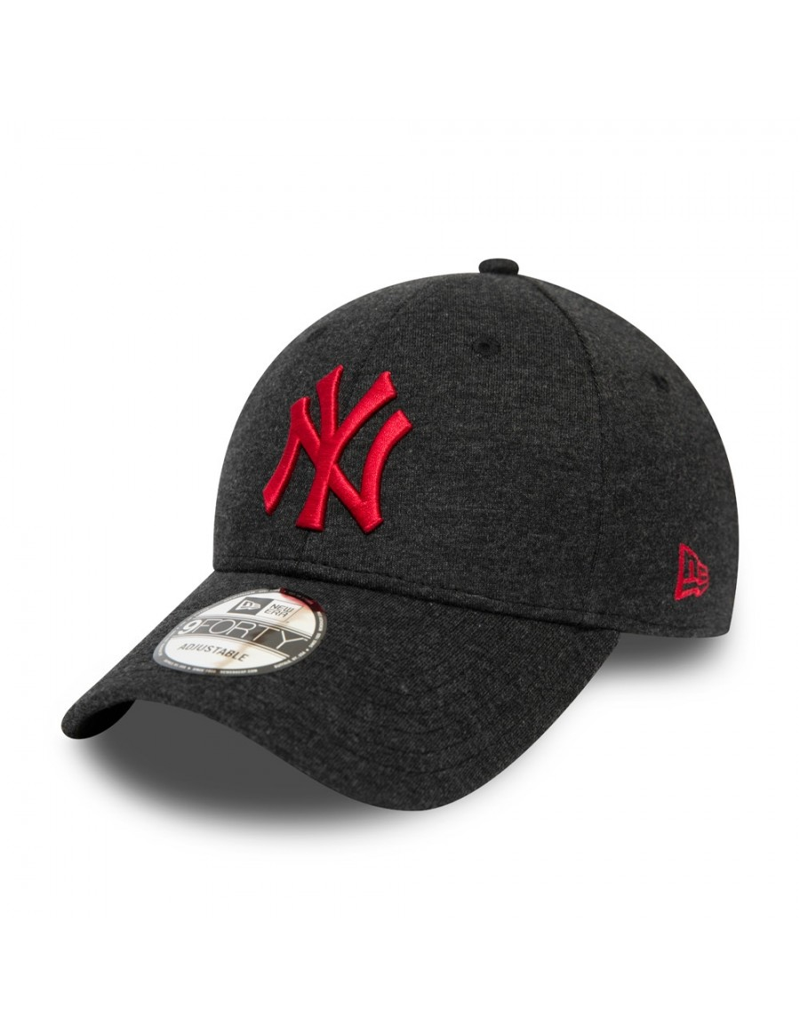 New Era 9Forty Jersey Essential (940) NY Yankees - Black-Red